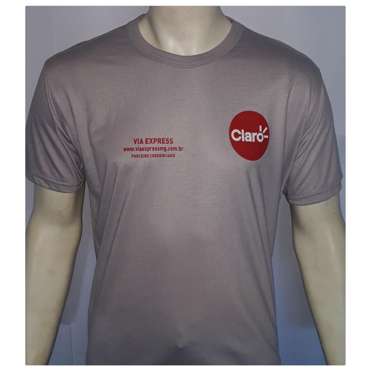 Camisa básica em malha
