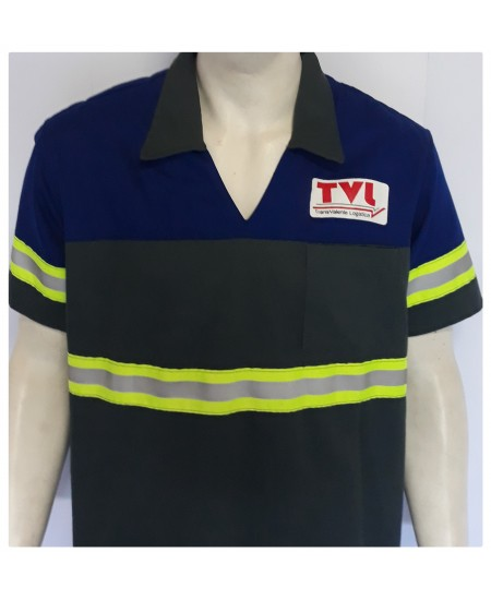 Camisa ou Jaleco Operacional